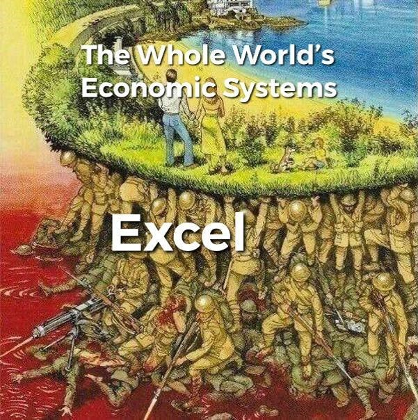 Text - The Whole World's Economic Systems Excel Excel