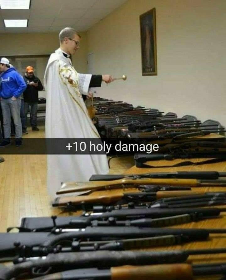 Dress - +10 holy damage