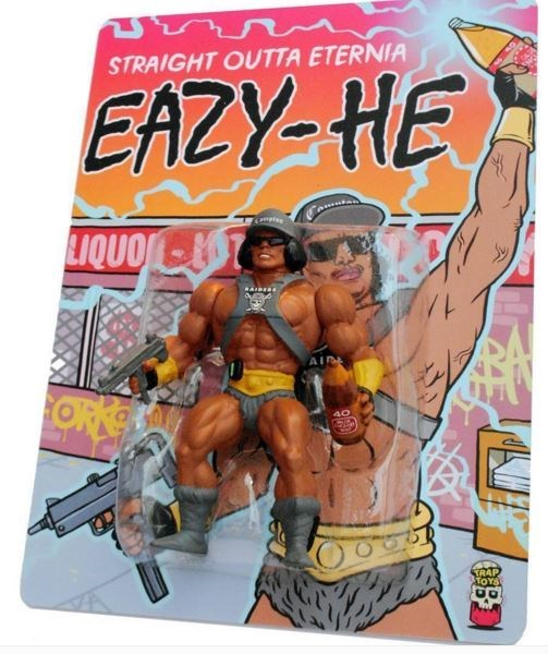 Muscle - STRAIGHT OUTTA ETERNIA EAZY-HE Campre LIQUO BAIDERE AIN ORKO TRAP TOYS OBD