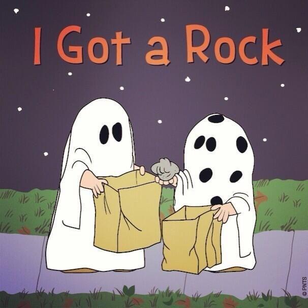Cartoon - I Got a Rock SINDO