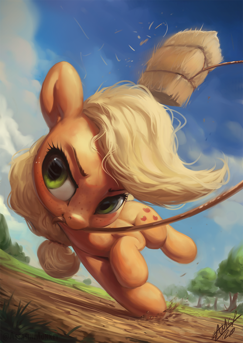 applejack assasin monkey - 9426697472