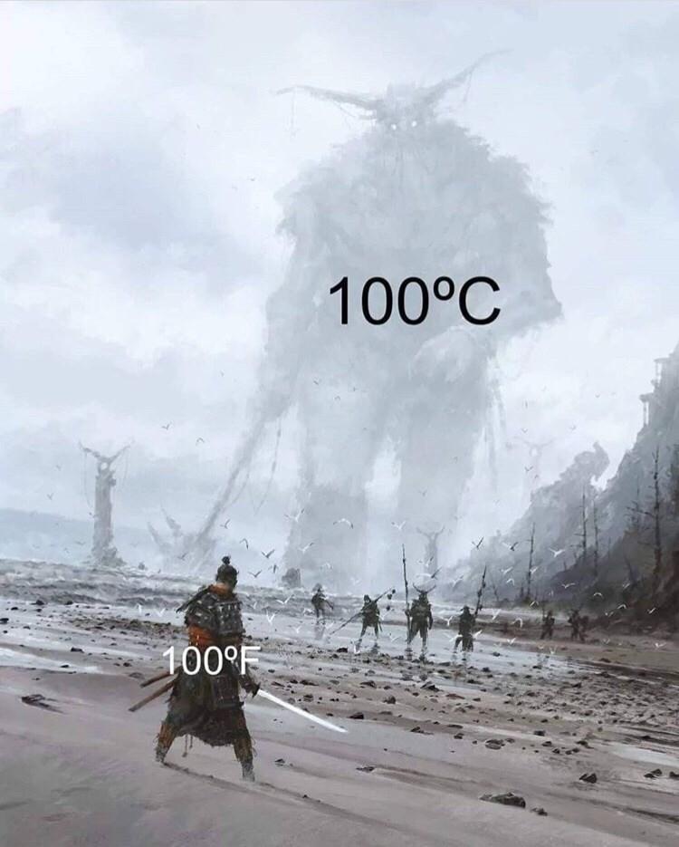 Sky - 100°C 100°F
