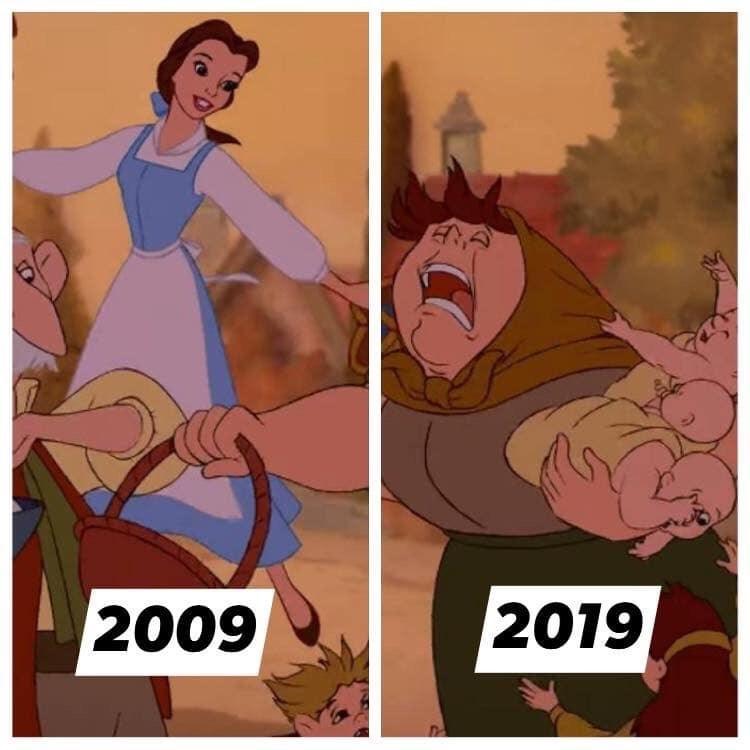 Cartoon - 2009 2019
