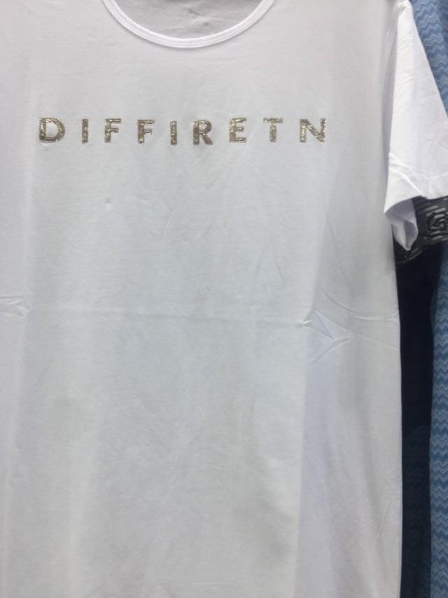 White - DIFFIRETN