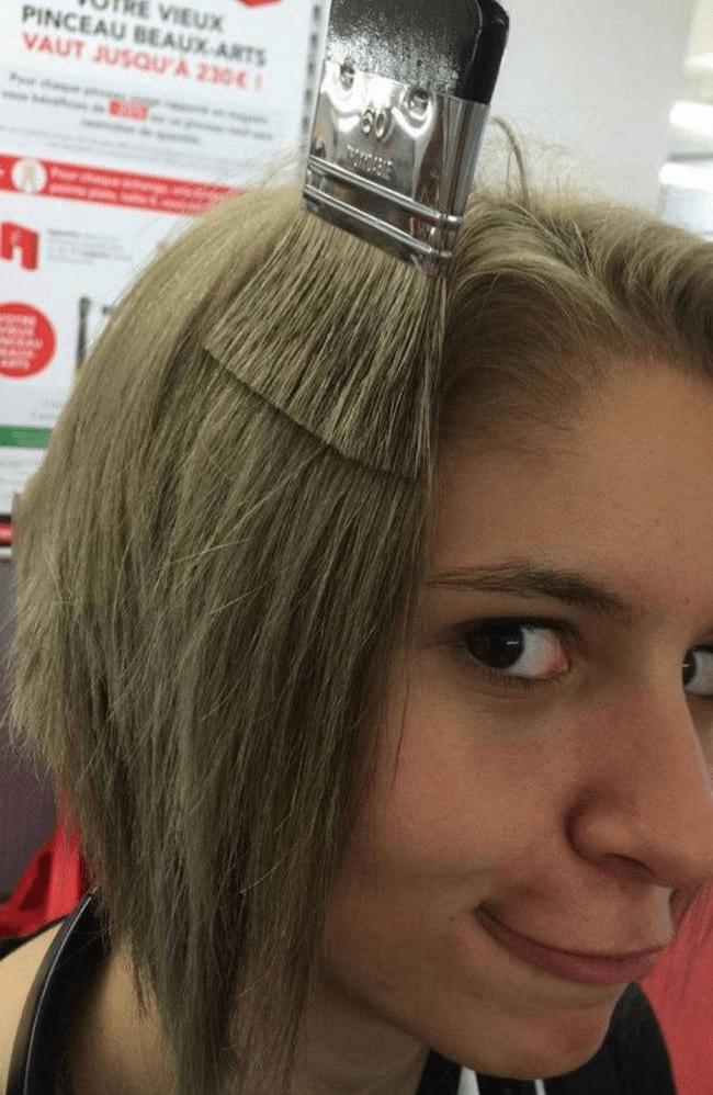 Hair - VIEUX PINCEAU BEAUX-ARTS VAUT JUSQUUA 23041