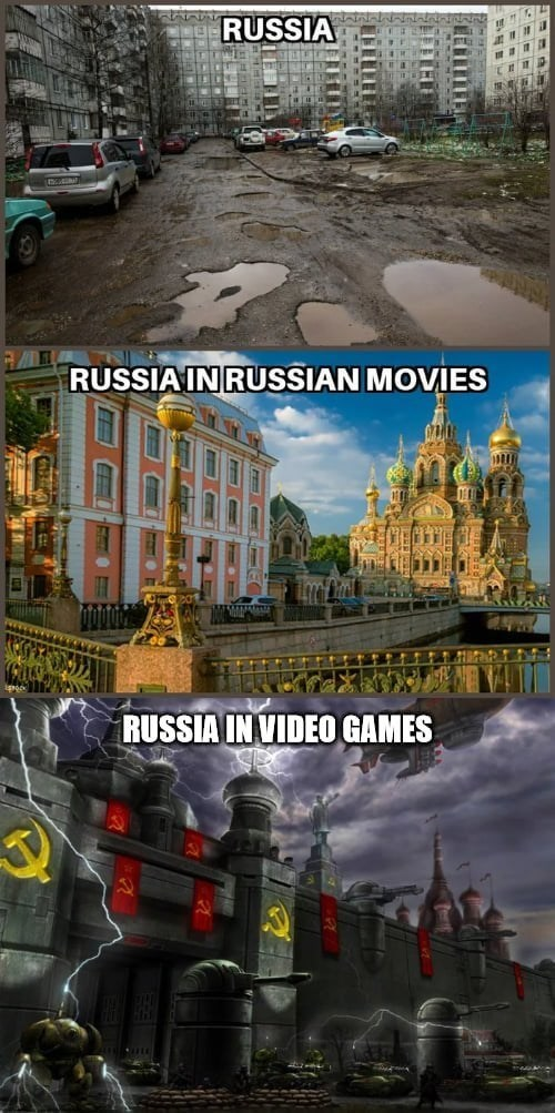 Pc game - RUSSIA tamery RUSSIA INRUSSIAN MOVIES RUSSIA IN VIDEO GAMES LENM