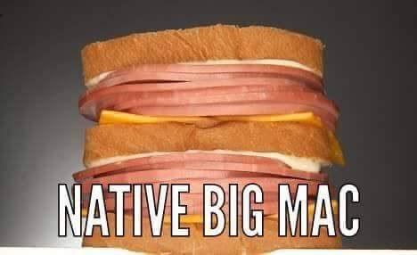 Spam - NATIVE BIG MAC