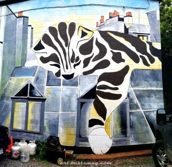 Street art - nt beatamag
