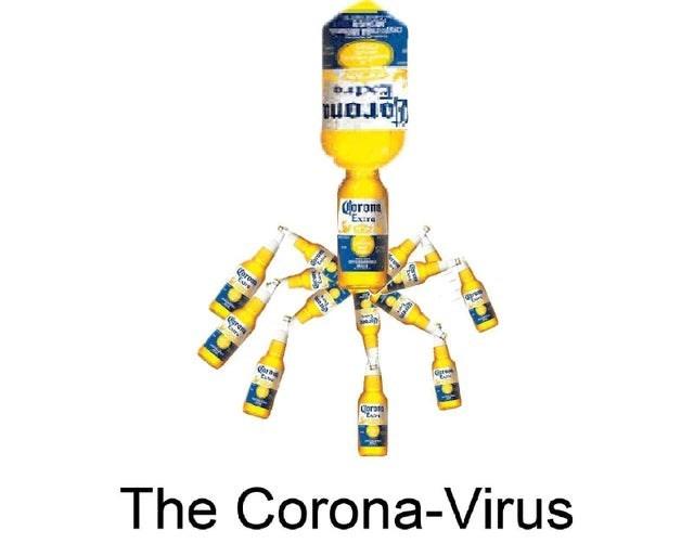 Yellow - Extre faronm Cprom Exire ferem Clora The Corona-Virus