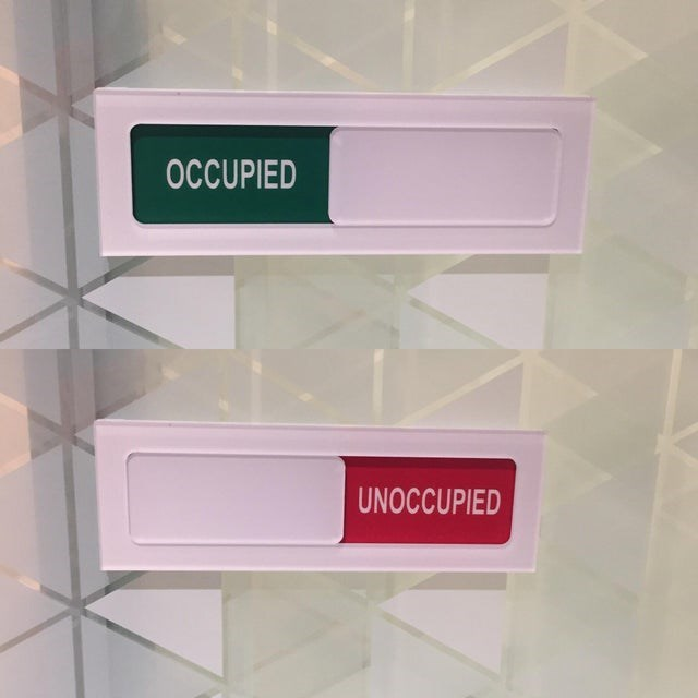 Product - OCCUPIED UNOCCUPIED
