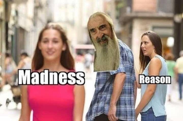 Fashion - Madness Reason