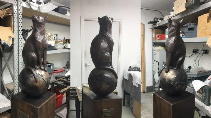 Sculpture - SAllootte
