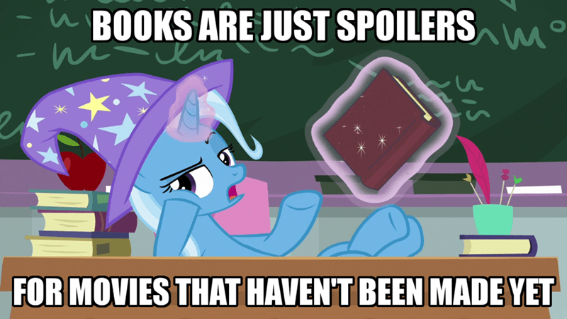 the great and powerful trixie a horse shoe-in screencap - 9431900928