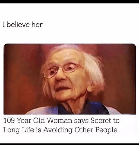 Skin - I believe her 109 Year Old Woman says Secret to Long Life is Avoiding Other People