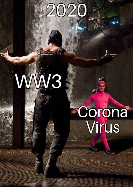 Dance - 2020 WW3 Corona Virus