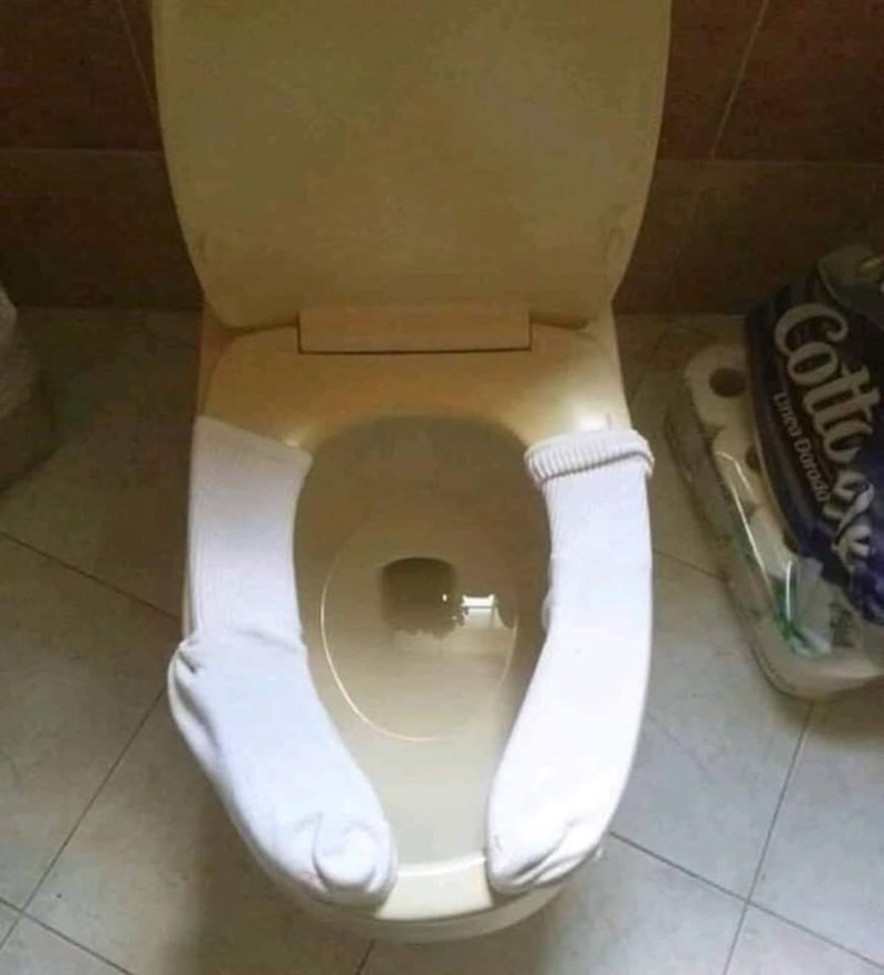 Toilet - Cottooe Unea Doroda