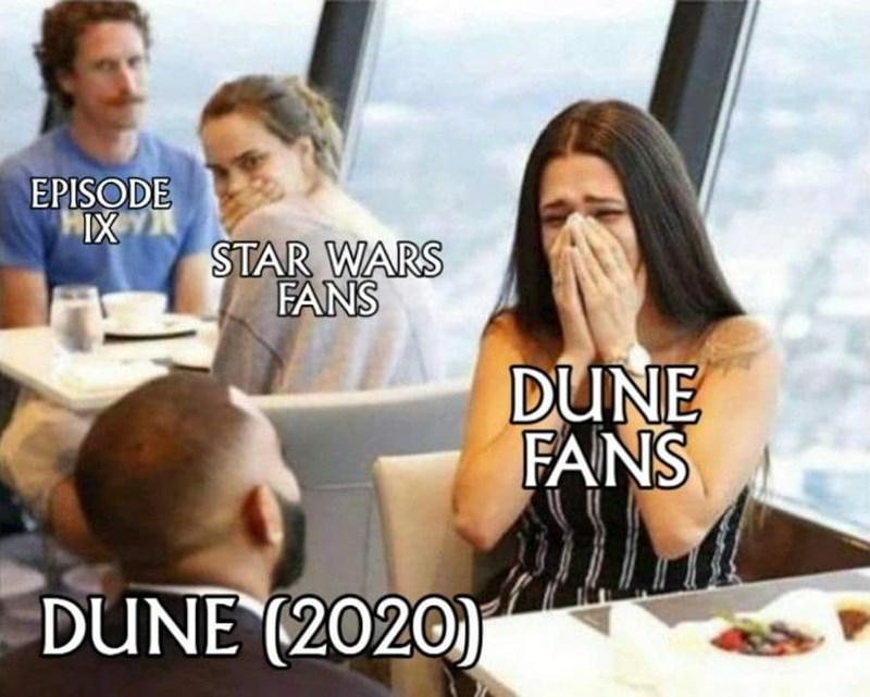 Human - EPISODE MIX STAR WARS FANS DUNE FANS DUNE (2020)