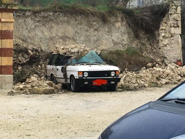 Land vehicle - BANG EROVE