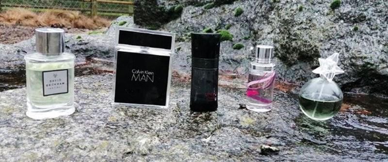 Perfume - Çolvin Klen MAN DAVIO ecOKHAM