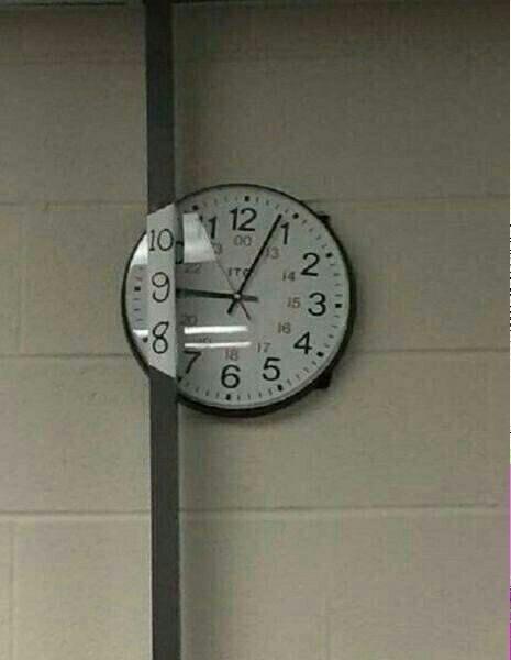 Clock - 12 10 00 14 15 3 16 4. 17 18 2.