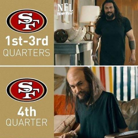 Font - NFL Banrer 1st-3rd QUARTERS 4th QUARTER