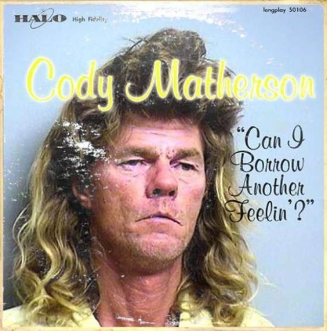 "Hair - longplay 50106 HALO High Fidality Cody Matherson ""Can I Borrow Another Feelin?"""