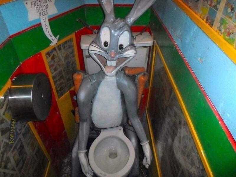 Rabbit - PRESI BOTON PARA KALMAN