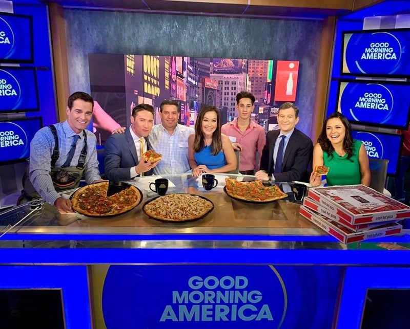 Food - GOOD MORNING AMERICA CA ONIT Main DD ING RICA GOOD MORNING AMERICA OOD RNING ERICA OD ING ICA treh het pia resh hat pi tet et GOOD MORNING AMERICA