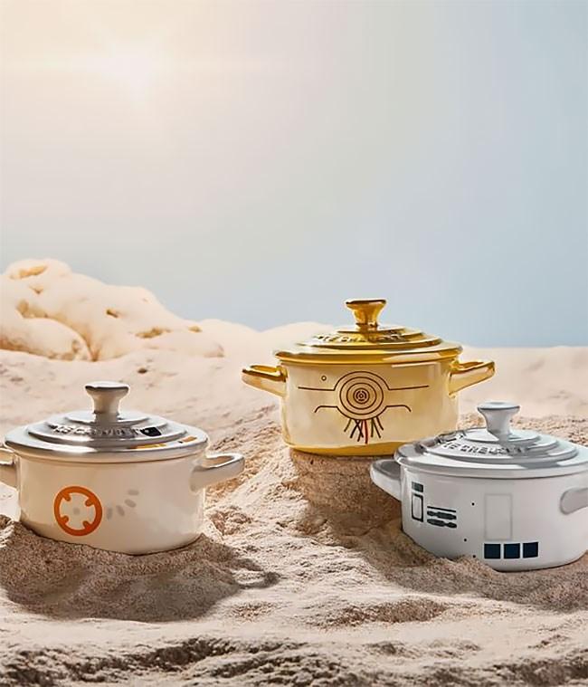 star wars cookware