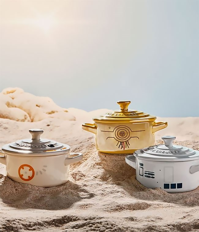 star wars cookware