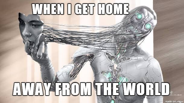 Text - WHEN I GET HOME AWAY FROM THE WORLD made on imgur