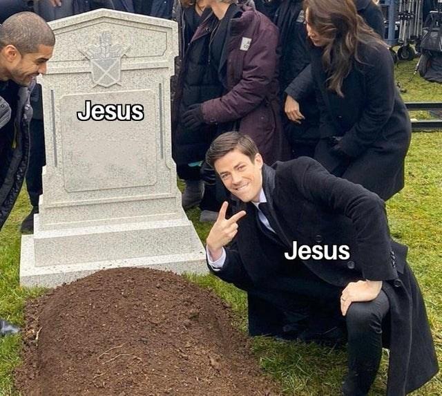 Grave - Jesus Jesus
