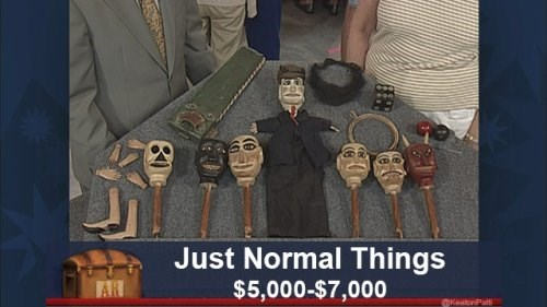 Games - Just Normal Things $5,000-$7,000 AR KaatonPatt