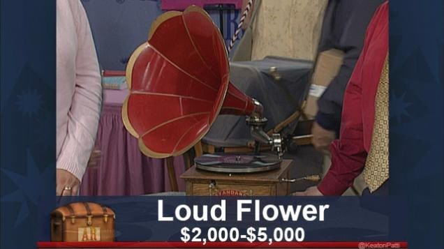 Hot air balloon - Loud Flower $2,000-$5,000 TAR @KeatonPat