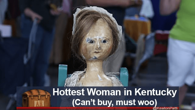 Hair - Hottest Woman in Kentucky (Can't buy, must woo) AR @KeatonPatti