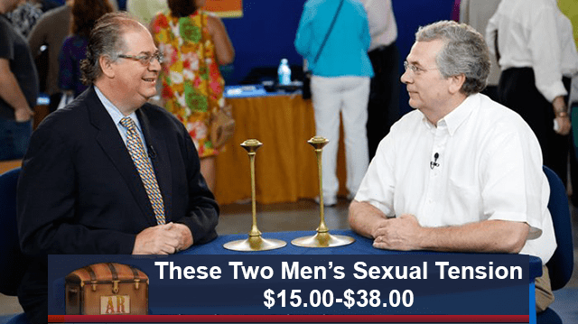 Event - These Two Men's Sexual Tension $15.00-$38.00 AR