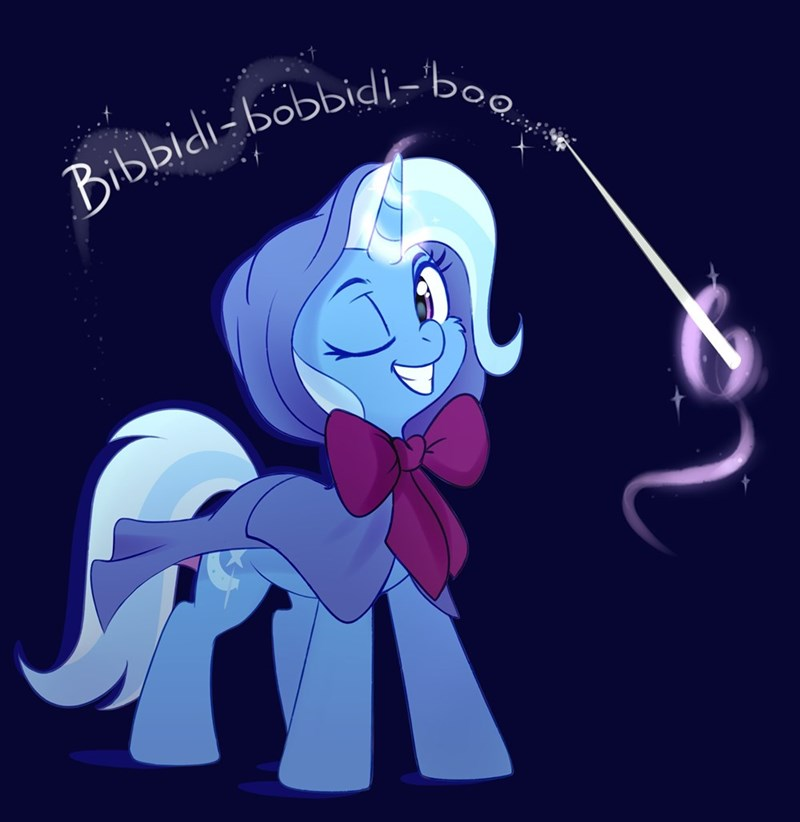 the great and powerful trixie cinderella taneysha - 9438500352