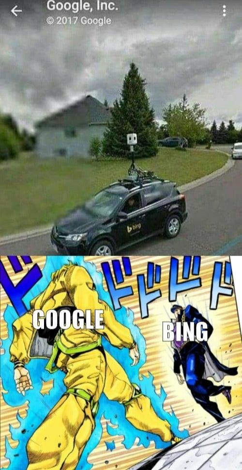 Vehicle - Google, Inc. 2017 Google GOOGLE BING