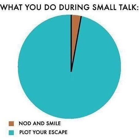 Aqua - WHAT YOU DO DURING SMALL TALK: NOD AND SMILE PLOT YOUR ESCAPE