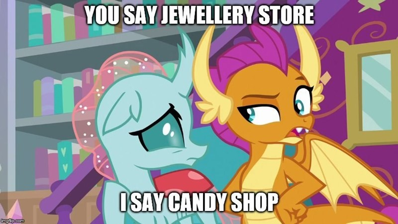dragon screencap smolder ocellus changelings - 9439246336
