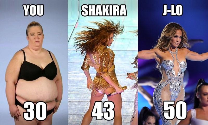 Bikini - SHAKIRA Но YOU 43 30 50