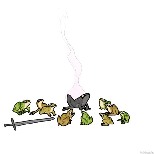 Cartoon - FishtRouts