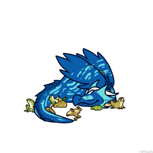 Dragon - FishtRouts