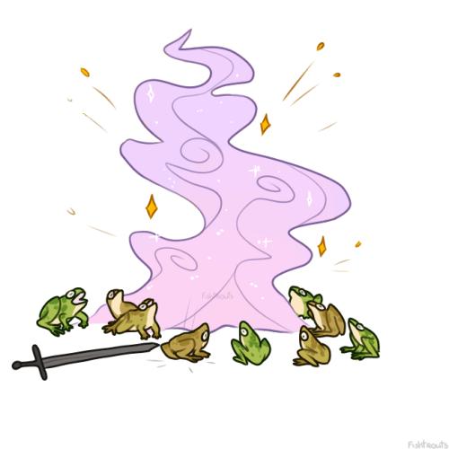 Cartoon - Fisou Fishteouts