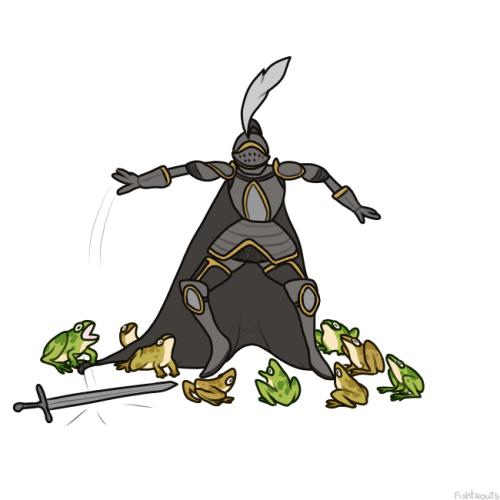 Cartoon - Fishteouts