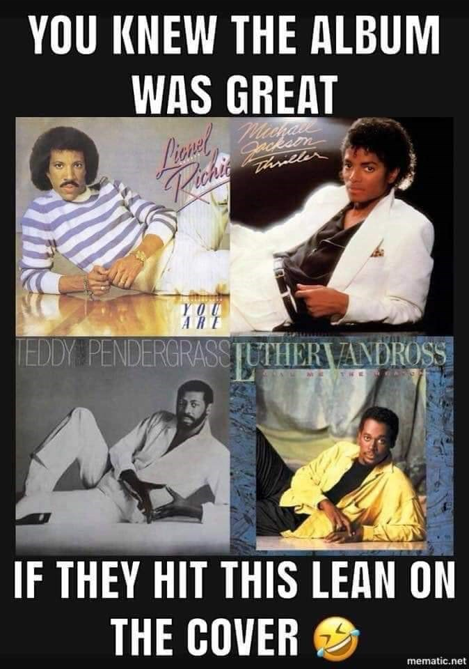 Tang soo do - YOU KNEW THE ALBUM WAS GREAT Meckae ckson Lianel Pichi Thriller YOU TEDDY PENDERGRASSJUTHER\ANDROSS IF THEY HIT THIS LEAN ON THE COVER E mematic.net