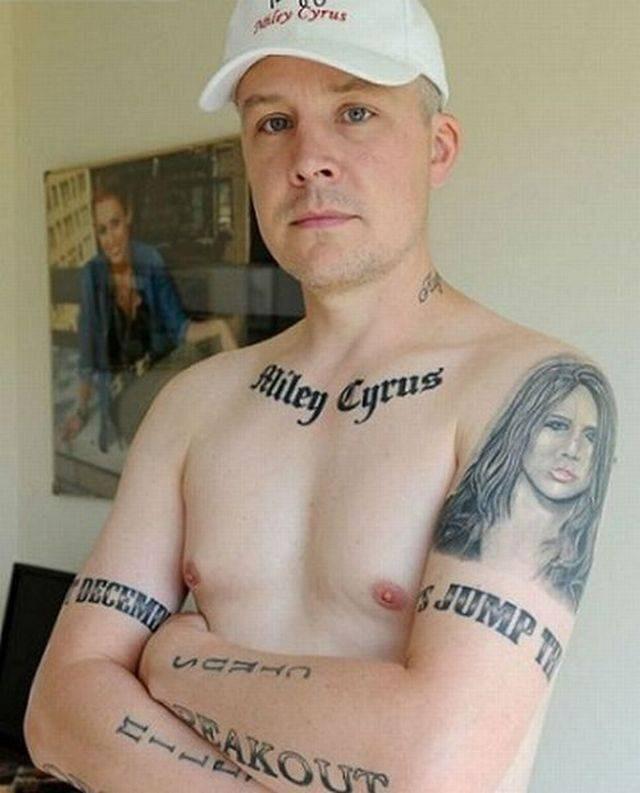 Tattoo - alry Cyrus Ailey Cyrus JAAF TR DECEM AKOUT