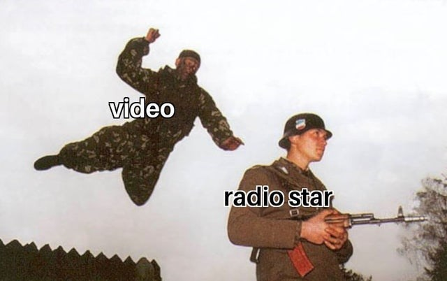 Soldier - video radio star