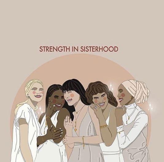 Hair - STRENGTH IN SISTERHOOD