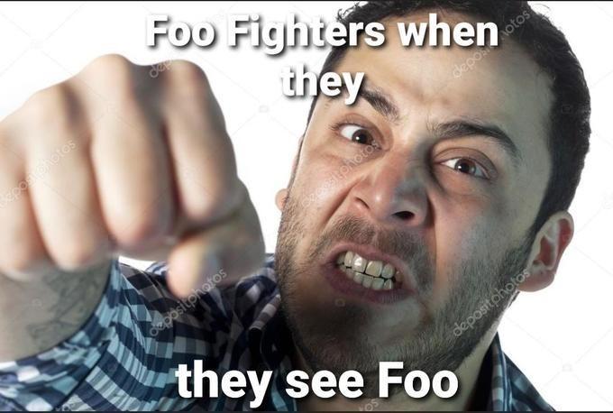 Facial expression - Foo Fighters when posphotos tiey depos otos psitohotos Cepositphotos they see Foo depositphotos